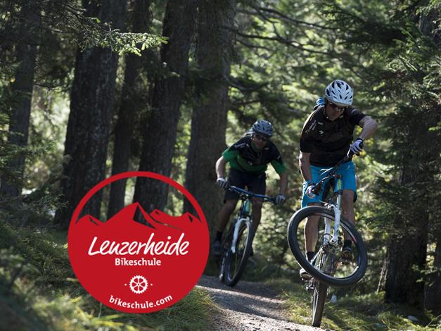 "Bikeschule Lenzerheide – ""Hotel-Tool"""