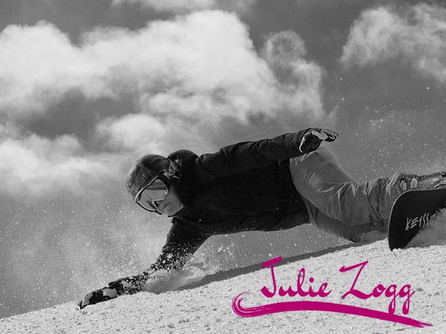 Julie Zogg – Neuer Auftritt